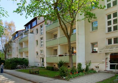schöne 1-Raum-Wohnung in Bad Salzelmen zu vermieten