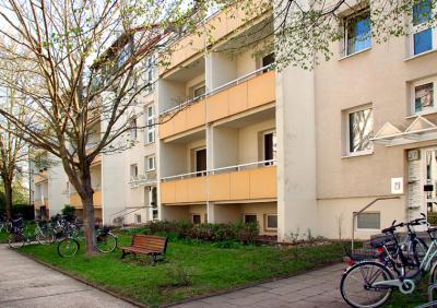 1-Raum-Wohnung in Kurparknähe zu vermieten