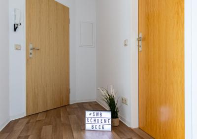 Große 1-Raum-Wohnung in Bahnhofsnähe zu vermieten