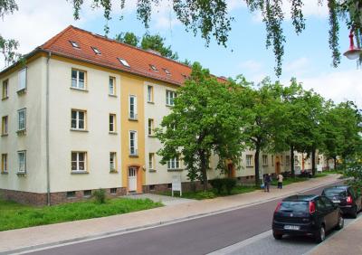 kleine 2-Raum-Wohnung im Stadtzentrum zu vermieten