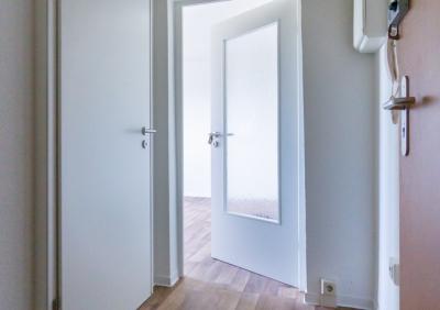 Sanierte 1-Raum Wohnung in zentraler Lage zu vermieten!