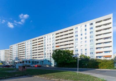 1-Raum-Wohnung in zentraler Lage zu vermieten !