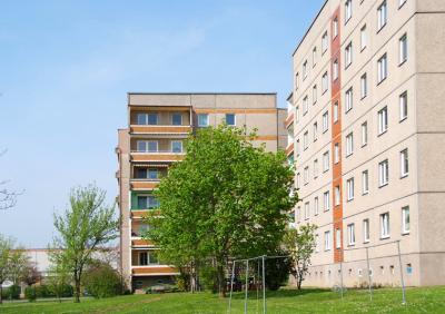 1-Raum-Wohnung mit Singleküche