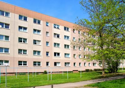 schöne 2-Raum-Wohnung im Stadtzentrum zu vermieten