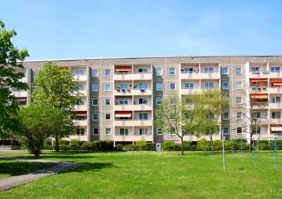 2-Raum-Wohnung zu vermieten