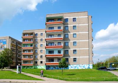 preiswerte 1-Raum-Wohnung mit Balkon zu vermieten