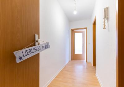 Große 1-Raum-Wohnung Stadtmitte