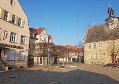 gemütliche 2-Raum-Wohnung in Bad Salzelmen
