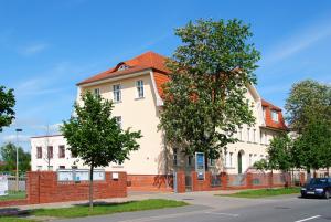 Geschäftsgebäude SWB Schönebeck